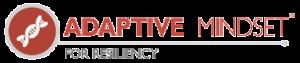 Adaptive mindset for resilience logo